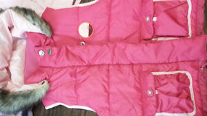gap down vest XL 12 roxy S and M pink 12 Cambridge Kitchener Area image 4
