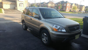 Honda Pilot 2006 in good working condition