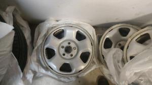 Roues originales Honda/Acura 17 pouces, 5x120