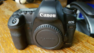 Used Canon 5D Mk2 Body (13065 shutter - lenses & more parts too)