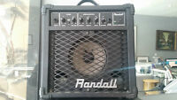 Used Randall RG15RXM Guitar Amplifier