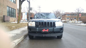 2005 Jeep Grand Cherokee V6 VUS 4 X4