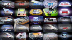 Looking to buy retro video games, systems accessories and more