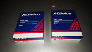 ACDelco R45TS spark plugs for 350 or 305