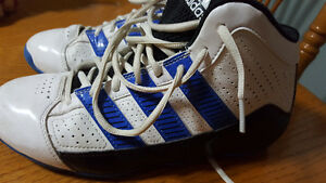Adidas basketball sneakers size 6