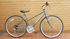 Ladies Ridgeback hybrid bike