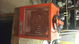 240 V electric heater