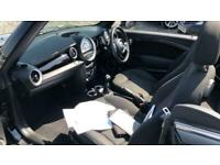 2013 MINI Convertible 1.6 ONE 2DR Convertible Petrol Manual
