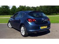 2014 Vauxhall Astra 2.0 CDTi 16V Elite Automatic Diesel Hatchback