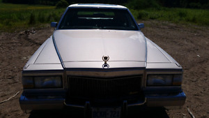 1992 Cadillac Brougham d'Elegance must see classic