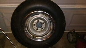 15 Inch.All Season Radial Tire & Rim