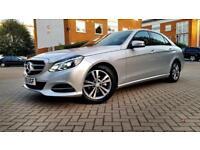 Mercedes-Benz E220 2.1CDI ( 177ps ) BlueTEC 7G-Tronic Plus AUTO ALLOYS LEATHRS