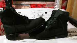 Timberlands size 10 great condition  Kitchener / Waterloo Kitchener Area image 1