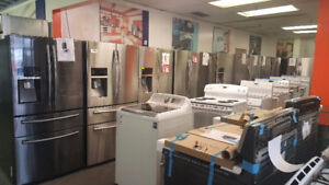 FALL CLEAROUT SALE on Home Appliances, New and Scratch & Dent