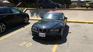 1997 BMW Z3 RIGHT HAND DRIVE FROM JAPAN