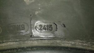 4 Winter P245/70/R16.  Like new!! Peterborough Peterborough Area image 3