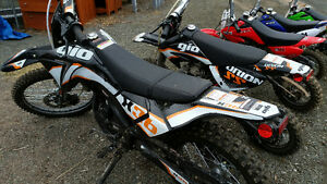 !!! 2 Dirt Bikes for Sale, Package Deal !!!