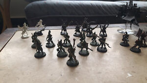 Dark Eldar Warhammer 40k Large lot Cambridge Kitchener Area image 4
