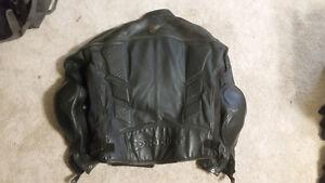Joe rocket Sonic 2XL leather jacket London Ontario image 2