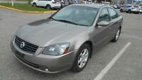 2005 Nissan Altima 2.5 S Extra Mint Condition Like New 143000 kM