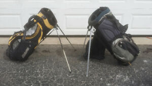 Kids/Adult Golf Clubs, Carts and Bags