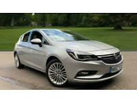 2017 Vauxhall Astra 1.4T 16V 150 Elite Automatic Petrol Hatchback