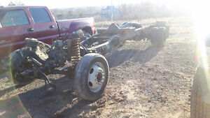 FORD F450  CHASSIS OR SELL INDIVIDUAL PARTS OFF 2008 FORD F-450