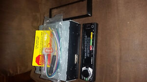 Dual car receiver and faceplate Cambridge Kitchener Area image 2
