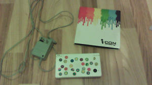 Nintendo DSI + charger and game case