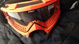 Youth MX Goggles