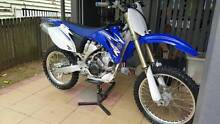 YAMAHA YZ 250F 2009 West End Brisbane South West Preview