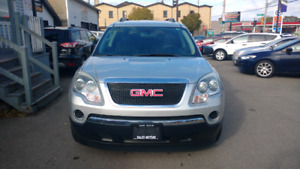 2010 GMC Acadia $6000 or best offer. Trades welcome