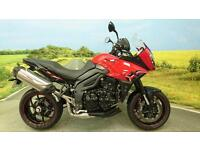 Triumph Tiger 1050i 2013**ABS, Hand Guards, Heated Grips, Digital Display