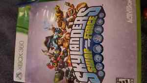Skylanders swap force!