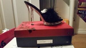 """""""PLEASER"""" BRAND NAME,NEW,PAID $80,SELLING 2 PAIRS"""