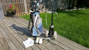 Ladies Golf Starter Kit - like new condition