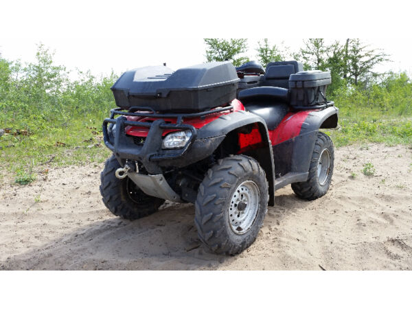 Used 2011 Honda Forman TRX500M