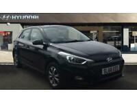 2018 Hyundai i20 1.2 MPi SE 5dr Petrol Hatchback Hatchback Petrol Manual