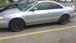 2001 Acura CL Type-S Coupe (2 door)