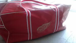 Sac de gardien de but des Red Wings