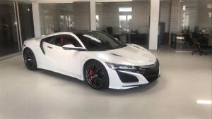 Acura NSX SH-AWD 37000$ In Options 2017