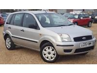 Ford Fusion 1.4 2005 - FULL SERVICE HISTORY - 1 YEAR MOT - PX SWAP