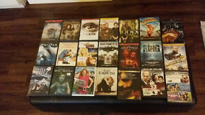 40+ used DVD's for sale