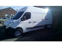 2014 Vauxhall Movano 2.3CDTI ( 125ps ) SRW L3H3 R3500 White Van