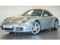 2008 Porsche 911 TARGA 4S Coupe Petrol Manual