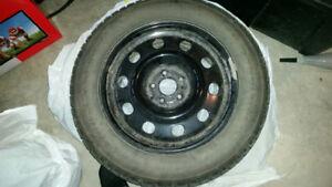 BF Goodrich 235 55R17 99S winter tires