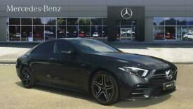 image for 2019 Mercedes-Benz CLS COUPE CLS 53 4Matic+ 4dr TCT Petrol Saloon Auto Saloon Pe