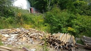 Dry softwood construction scraps to give away