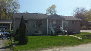 FOURPLEX  IN THE TOWN OF PARRY SOUND