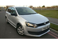 2010 60 Volkswagen Polo 1.2 ( 60ps ) ( a/c ) S +++FULL SERVICE HISTORY+++
